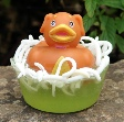 Kulina Alchemy doggie rubber duckie soap