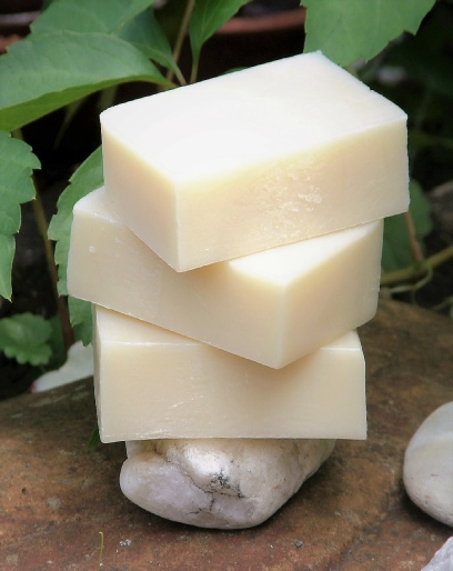 shea butter soap by Kulina Alchemy